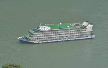 维多利亚3号(奉节登船)
