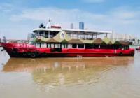 重庆两江游——朝天门-弹子石的客轮今日复航